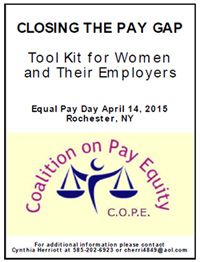 Closing the Pay Gap: Toolkit for Women and Their Employers